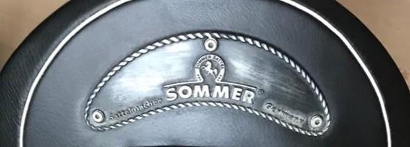 Sommer Sattel
